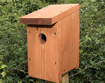 Classic Multi Species Nest Box 32mm Hole