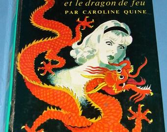 French Nancy Drew #38 Mystery of the Fire Dragon