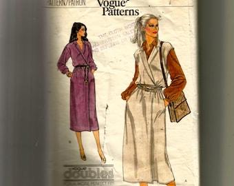 Vogue Misses'  Dress Pattern 7127