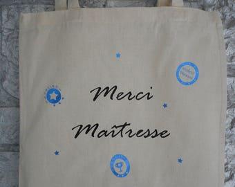 tote bag, shopping for teacher bag