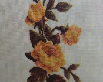 Alice Godkin - Chart no. 1139 - Petit Point Needlepoint Chart