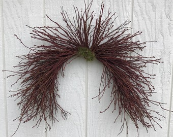 Wreath, Arch, Twig Wreath, Twig Arch, Natural Wreath, Natural Decoration, Natural Twigs