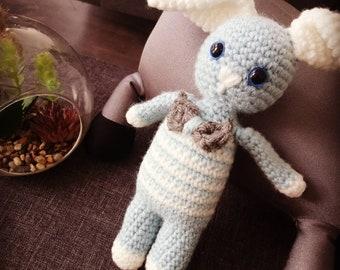 Amigurimi rabbit