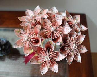 Paper Flowers / Origami Flowers / Table Flower