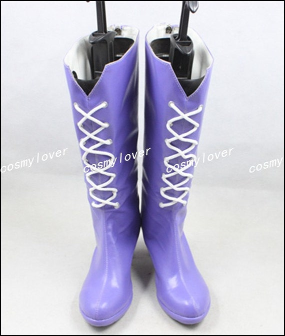Made Sailor Boots Cosplay Tomoe Hotaru Shoes Sailor Moon Saturn Custom qY5fxqFOw