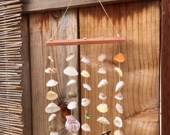 Seashell Wind Chime Beautiful and Magical