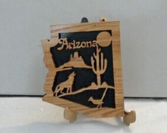 Arizona State Plaque