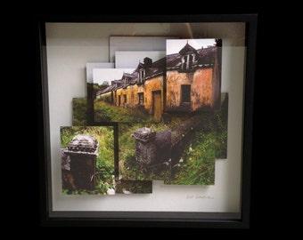 Abandoned Flats, Kerry, Ireland