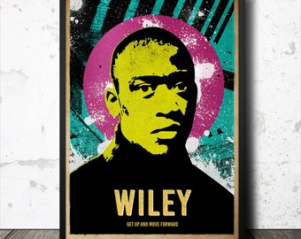 Wiley Grime Poster