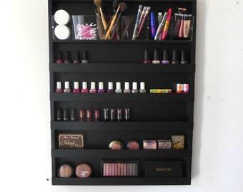 Large Makeup Organizer   Bathroom Storage  Nail Polish Rack   Pencil,brush,lipstick