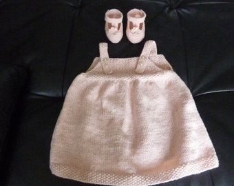 dress and shoes 3 months