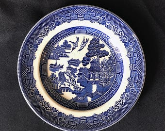 Blue Willow  | Bread & Butter Plate| by Johnson Brothers | England