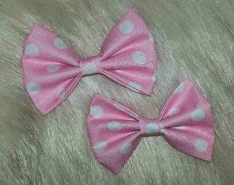 Pretty in Pink Polka Dot