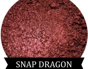 Burgundy Eyeshadow  SNAP DRAGON