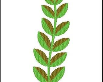 Fill Embroidery Design,Vine 1, Ivy, Plant, File, Digital, Download, Machine