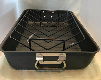 Calphalon Roaster with Rack/Aussie Outback Rub