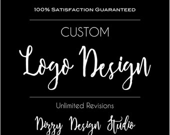 Custom Logo Design - Custom Logo Design Branding - Custom Branding Package - Logo Design - Branding Package