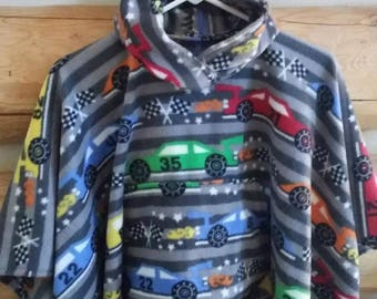 The Great American Poncho - Race Cars