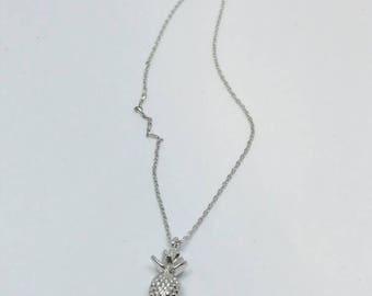 Pineapple Necklace (medium)
