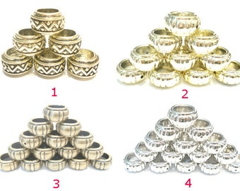 20 Scarf Rings   Fashion Slide Scarf Rings Jewelry  Accessory