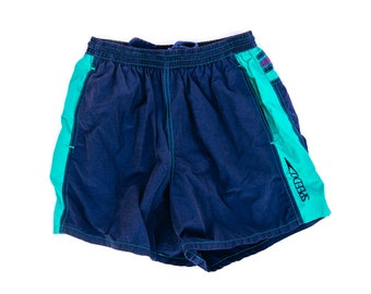 Vintage 90s Speedo Swim Shorts