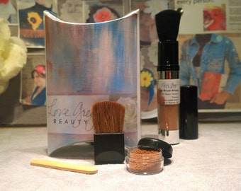 NEW! Air-Brush Bronze Sheer Mineral Bronzer Sample size Try It Kit