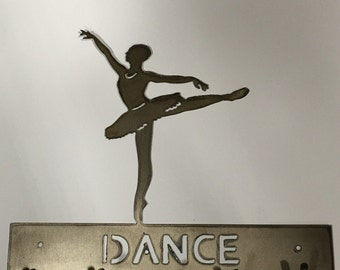 Dance Medal Hanger