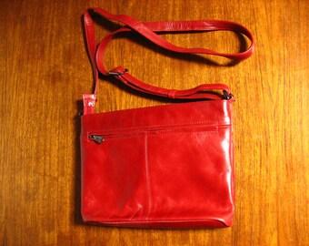 Vintage Leather Handbag My Lady.