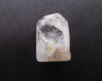 Russian Blue Topaz - Soft flowing fluid - 5th Chakra release - Crystal Cave