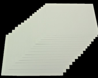 Recycled A2 White Craft Card 180gsm White Recycled Large Sheet Card Stock Choose Quantity