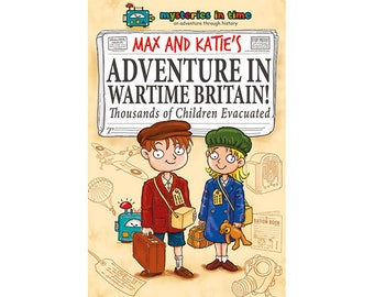 Max and Katie's Adventure in Wartime Britain