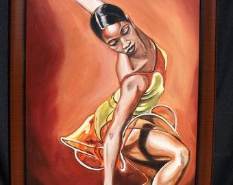 Soulful Ballarina