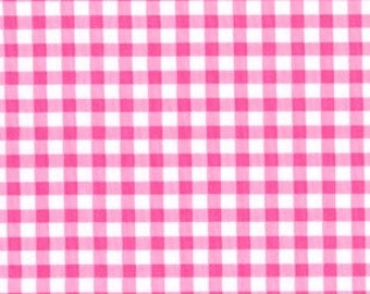 Michael Miller, Daisy Dance, Picnic in Pink, 1 yard