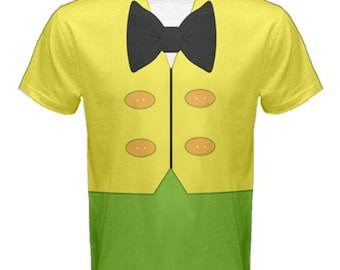 Adult Jose Carioca Costume - Carioca Top - three caballeros costume - Disney Birthday Costume - Jose Carioca Shirt - Disney