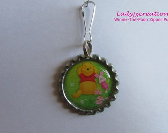 Winnie-The-Pooh Zipper Pulls