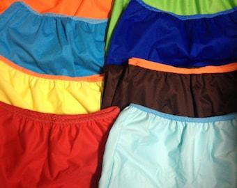 MamaBear Wet Bag Large Diaper Pail Size (Fits 13 gallon trash can) - You Choose Color