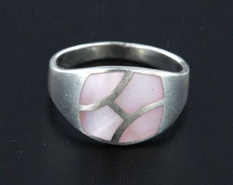 Women's Cluster ring .925 Silver