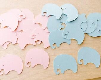 Baby Elephant Confetti