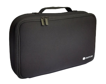 Best Lunch Bag for Office and Work, Slim, Flexible, Neoprene, Black