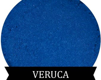 Blue  Eyeshadow  VERUCA