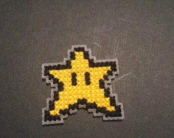 Super Mario Powerup Stars