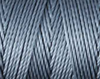 Gray C Lon Beading Cord Thread 92 yards Kumihimo Crochet