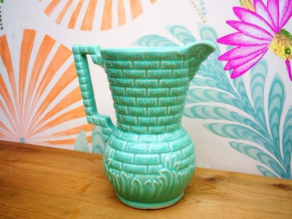 Dartmouth Pottery Jug Dartmouth Pottery Vase Garden Wall