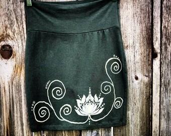 Lotus design skirt