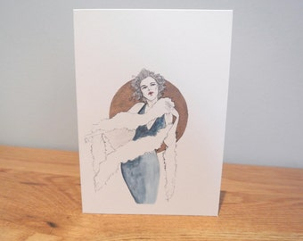 Marilyn Inspired Cards