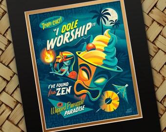 I Dole Worship