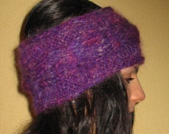 Knit Headband Ear Warmer Head