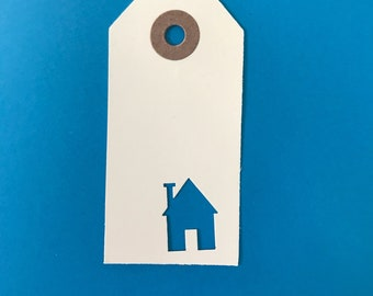 Home Tags - pack of 10