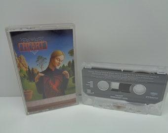 Heart Greatest Hits Cassette