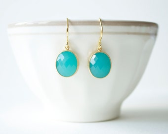 Simple dangles - Mint